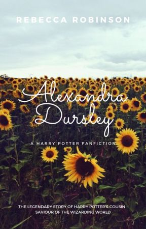 Alexandra Dursley [Harry Potter FanFiction] by bananarama85