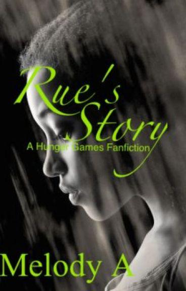Rue's Story (A Hunger Games Fan-Fiction) by EmotionsRunFree