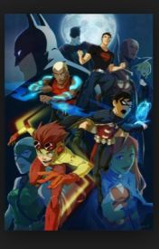 Young Justice: The War by itsaliandjay