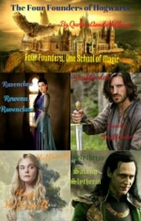 The Four Founders of Hogwarts - Who were the Four Founders ...