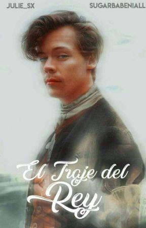 El Traje Del Rey | h.s by julie_sx