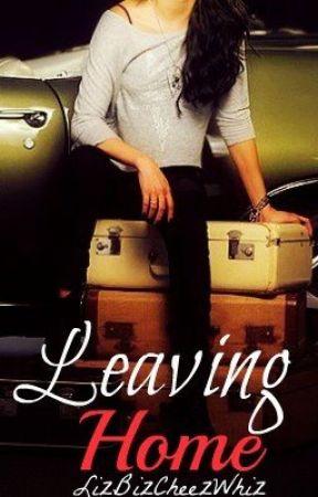 Leaving Home (New) by LizBizCheezWhiz