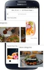 UberEats Clone App by robinmiddle
