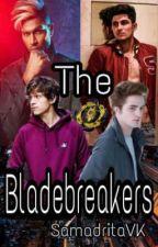 """The Bladebreakers""|Tom Holland|Hardik Pandya|Shubman Gill|Robert Pattinson by SAMADRITA_VK"