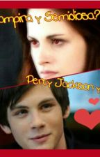 ¿Vampira y Semidiosa?(Percy Jackson y tu) by FLK_2000