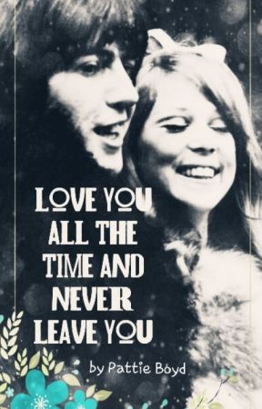 Love You all the Time and Never Leave You by JohnLCollabAccount