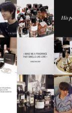perfume - minwon  by gyucheollie