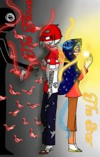 The Flower And The Star - Countryhumans  by ZmiriaZakute