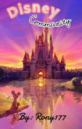 Disney Community by Rony177