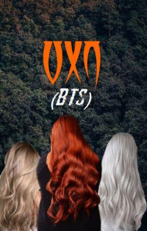 VXN (BTS x Girlgroup) by Megan29Jayne