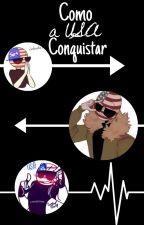 Como Conquistar a USA ➡ CountryHumans by Plushie_Be_Nice