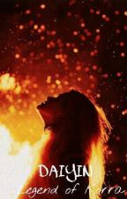 daiyin • avatar: legend of korra by MidnightHerondale