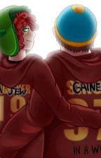A Kyman fanfiction. (bitter tears) by EllaMarkley9