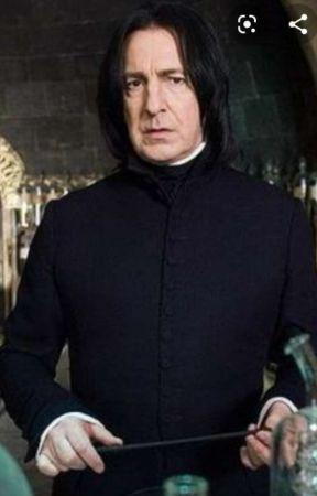 Snape's daughter, his princess by luna_lykanwolf