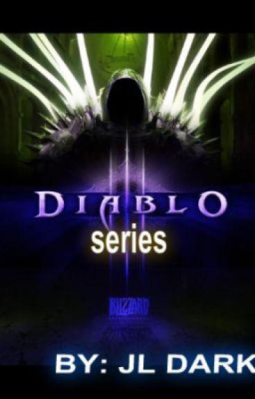 DIABLO SERIES II: Ang anino ng hinaharap  by: DARK by JLDark