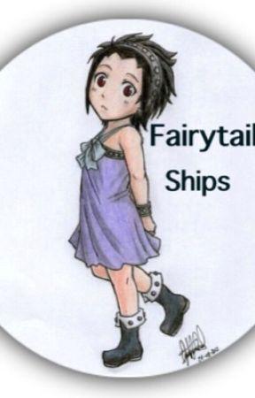 Fairytail ships by Fairytailwuver