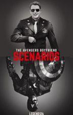 The Avengers Boyfriend Scenarios (Avengers Fanfiction) by Legend126