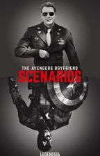 The Avengers Boyfriend Scenarios (Avengers Fanfiction) by Legend126