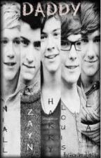 Daddy Harry, Daddy Niall, Daddy Louis, Daddy Liam and Daddy Zayn! by HoranWithMalik