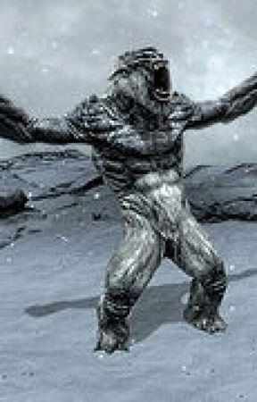 The Frost Troll Near High Hrothgar - Chapter 1- the chosen will die