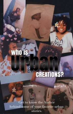 Who is Urban Creations? by urbancreations