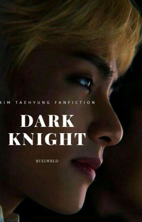 dark knight. / taehyung by bulletproofbro-