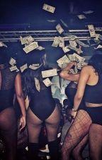 Virgin stripper by kymmykay