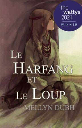 Le Harfang et le Loup by Petite-Wombat