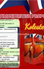 0838-7461-8579 (WA) JUAL BRITISH PROPOLIS  Malang by zulfi_a12