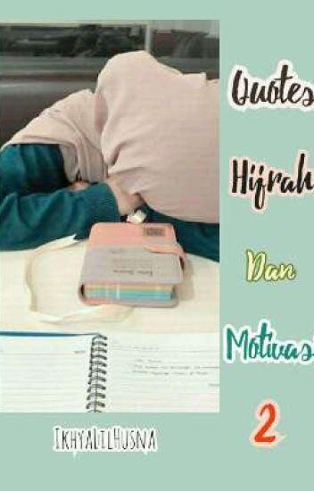 quotes hijrah dan motivasi ikhyalh wattpad
