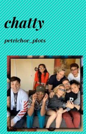 chatty//smosh groupchat au by petrichor_plots