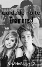 ¡Cuidado no te enamores! |Luke Hemmings| by FlorColautti12