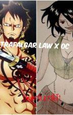 Trafalgar Law x Oc by toonlunykit
