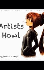Artists howl by broken_angle157