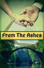 From The Ashes || Bill Skarsgard x Female Reader by UpirADeux