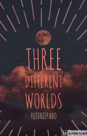 3 Different Worlds( IZ*ONE x Fem reader) by YujiniePabo
