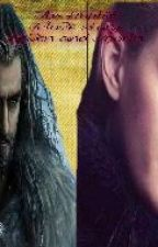 Arwen And Thorin by AshleyBlack2123