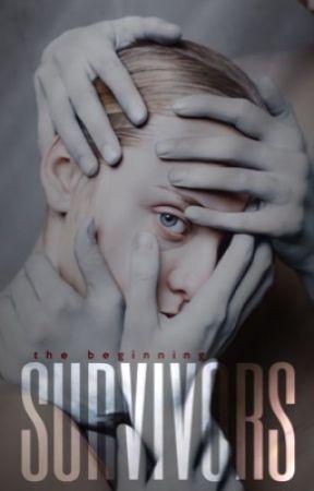SURVIVORS. by gyurodite
