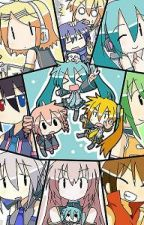 Ask The Vocaloids Random Stuff! by Vivisaurs