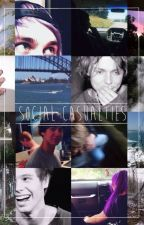 Social Casualties    5sos Zombies by brainthoughts