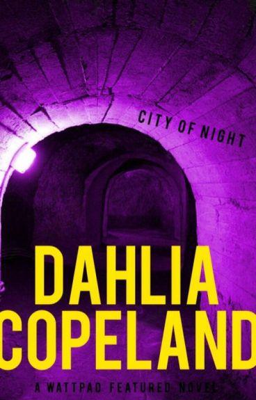 City of Night by mlareau