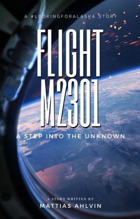 Flight M2301 by TechieInAK