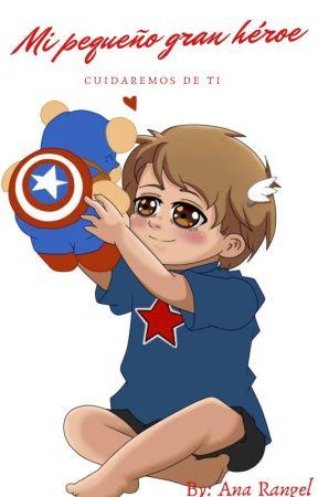 Mi pequeño gran héroe by AntoshkaStark