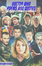 Doctor Who Poems And Quotes by ATimeylordeysTardis