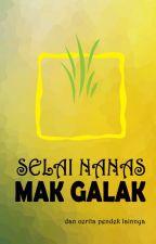 SELAI NANAS MAK GALAK by AkhdianRep