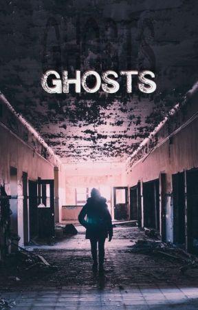 Ghosts by KrisKrisWrites