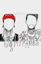 Nightmares. (Perrentes) by GhxstClub