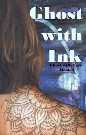 Ghost with Ink ( #nanowrimo2019  #NaNoWarriors ) by PenumbraMine