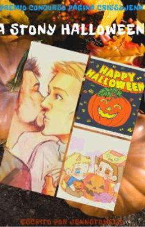 A Stony Halloween 🖤 by JennStonner