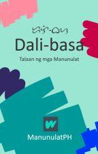DALIBASA by Manunulat_PH